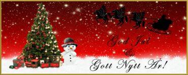 God Jul och Gott Nytt År!