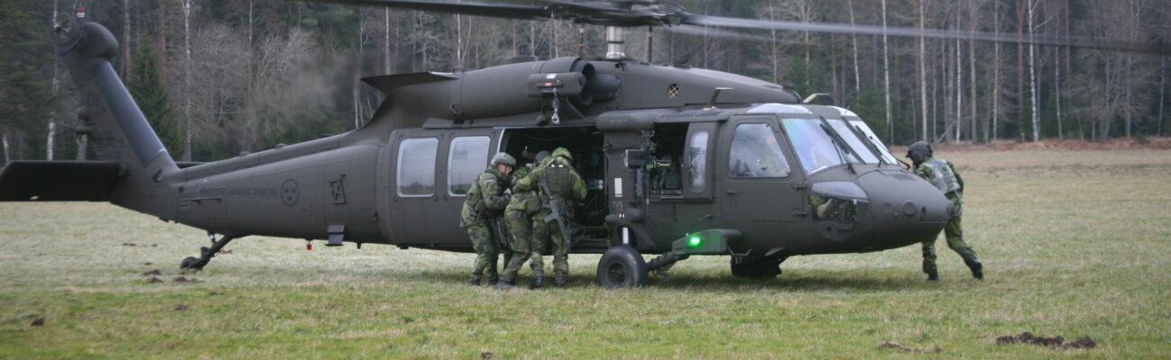 Välkommen till Helikopterflottiljens Kamratförening!
